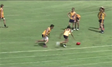 AFL Coaching Program: Loose Ball 1-on-1