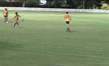 Training For AFL: Lane Kicking