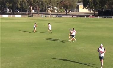 AFL Training Program: Second and Third Effort Trio