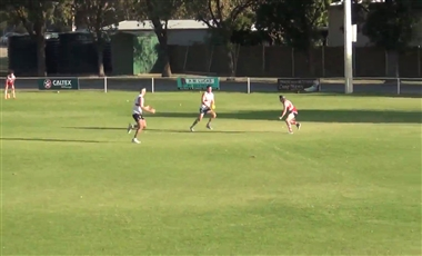 AFL Training Program: Fat Side Avenue to Goal