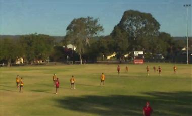 AFL Coaching Drills: Tennis Football