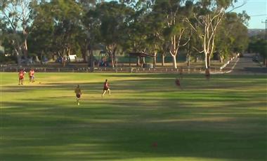AFL Training Drills: Second Effort Circuit